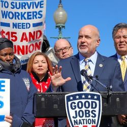 Rep. Mark Pocan, photo from Rep. Pocan