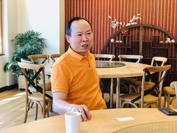 China: Summary of Interview with Peter Chang